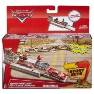 Mattel Cars 2 Σετ Εκτόξευσης-2 Σχέδια (CDP73)