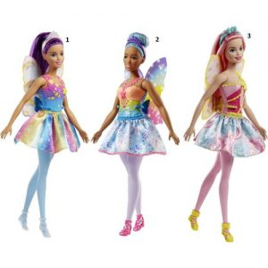 Mattel Barbie Dreamtopia Fairy Doll FJC84