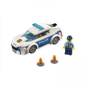 Lego City – Police Patrol Car 60239