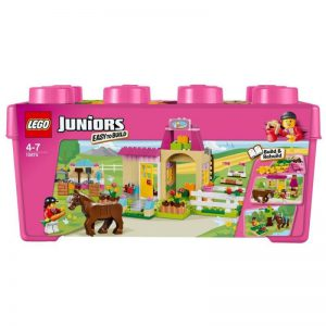 LEGO Juniors Pony Farm Instructions 10674
