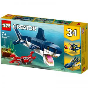 Lego Creator 3-in-1 Deep Sea Creatures 31088