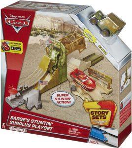 Mattel Cars Σετ Παιχνιδιού DJD90