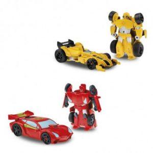 Hasbro Transformers Rescue Bots Rescue Racers-2 Σχέδια B5582