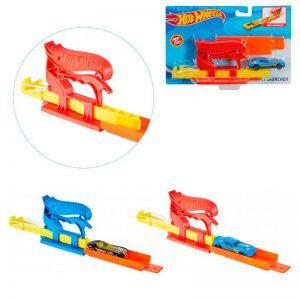Mattel Hot Wheels ΕΚΤΟΞΕΥΤΗΣ ΜΕ ΑΥΤΟΚΙΝΗΤΑΚΙ (FTH84)