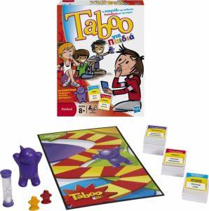 Hasbro – Επιτραπέζιο – Taboo Junior 14334