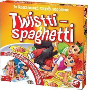 As – Επιτραπέζιο – TWISTTI SPAGHETTI (1040-21606)