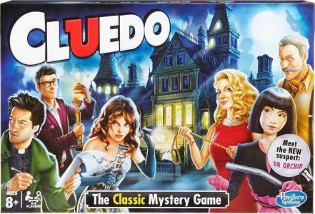 Hasbro – Επιτραπέζιο – Cluedo (38712)