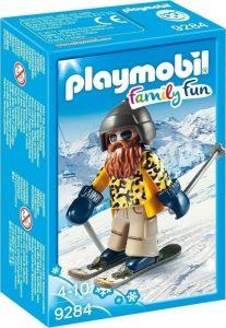 Playmobil Family Fun Σκιέρ Freestyle (9284)