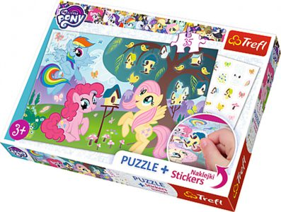 Trefl Puzzle 35 Pcs My Little Pony 75116
