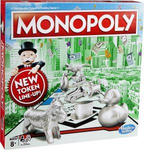Hasbro – Επιτραπέζιο – MONOPOLY STANDARD C1009
