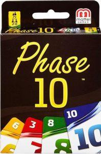 Mattel – Επιτραπέζιο – Phase 10 FFY05