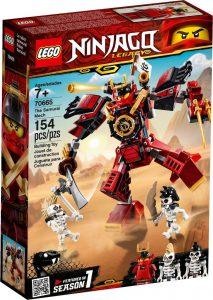 Lego Ninjago – The Samurai Mech 70665