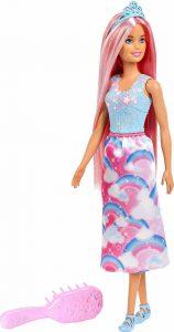 Mattel Barbie Μακριά Μαλλιά (FXR94)