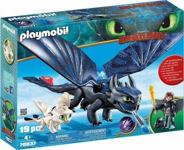 Playmobil Dragons – Ο Φαφούτης Κι Ο Ψάρης Με Ένα Δρακούλη 70037