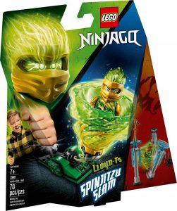 LEGO Ninjago Spinjitzu Slam – Lloyd (70681)