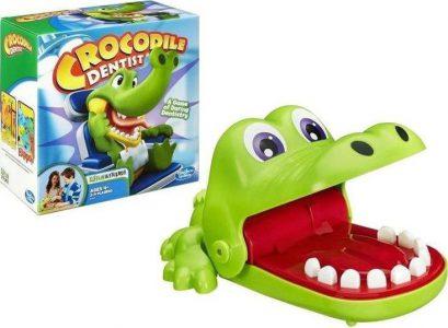 Hasbro – επιτραπέζιο – Κροκοδειλοδοντάκιας Crocodile Dentist B0408