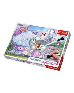 Trefl Puzzle 54 Pcs Sofia the First 75113