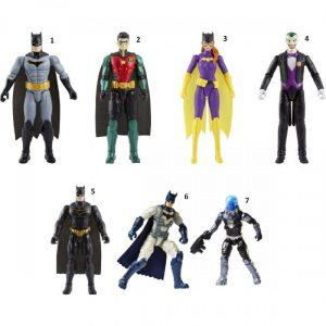 Mattel Batman Knight Missions Φιγούρες 30cm-7 Σχέδια (FVM69)