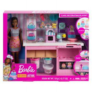 Mattel Barbie Ζαχαροπλαστείο (GFP59)