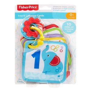 Fisher Price Εκμάθηση κάρτας flash FXB92(GFX90)