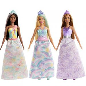Mattel Barbie Dreamtopia Princess 3 Σχέδια FXT13