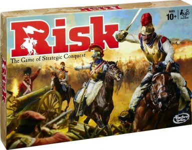 Hasbro – Επιτραπέζιο – Risk B7404