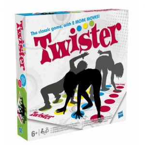 Hasbo – Επιτραπέζιο – Twister 98831