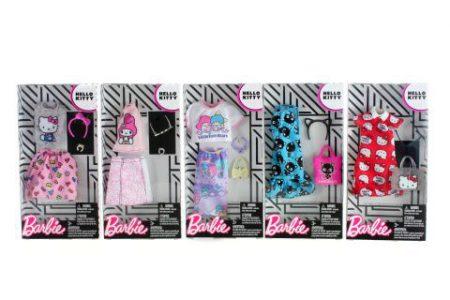 Mattel Barbie Πρωινά Σύνολα – Διάσημες Μόδες -13 Σχέδια (FKR66)
