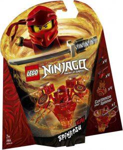 LEGO Ninjago Spinjitzu Kai (70659)