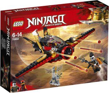 LEGO Ninjago Destiny's Wing (70650)
