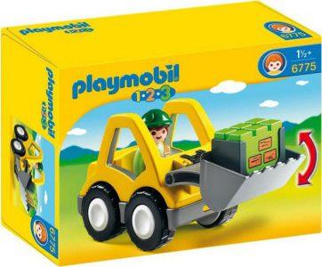 Playmobil 123 ΦΟΡΤΩΤΗΣ (6775)
