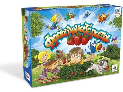 Desyllas Games – Επιτραπέζιο – Φραουλομαζέματα (100555)