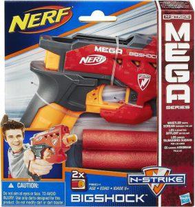 Hasbro Nerf N-Strike Elite Mega Bigshock (A9314)