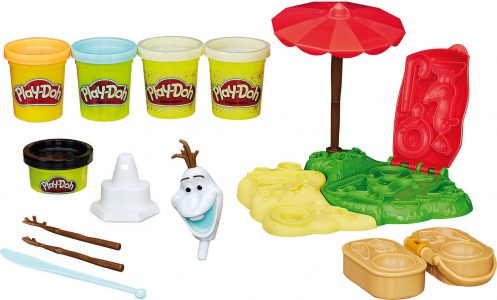 PLAY-DOH DISNEY FROZEN SUMMERTIME OLAF (B3401)