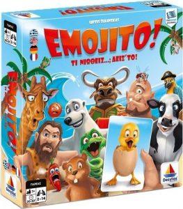 Desyllas Games – Επιτραπέζιο – Emojito (100574)