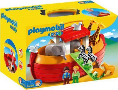 Playmobil 1.2.3 – Η Κιβωτός Του Νώε 6765