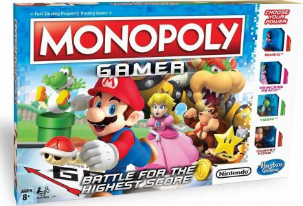 Hasbro – Επιτραπέζιο – Monopoly Gamer (C1815)