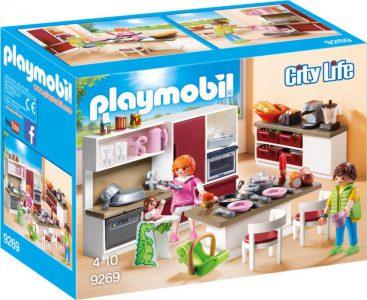 Playmobil City Life – Μοντέρνα Κουζίνα 9269