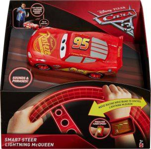 Mattel CARS 3 ΤΗΛΕΚΑΤΕΥΘΥΝΟΜΕΝΟΣ ΚΕΡΑΥΝΟΣ ΜΑΚΟΥΙΝ ΜΕ ΡΟΛΟΙ (FGN51)