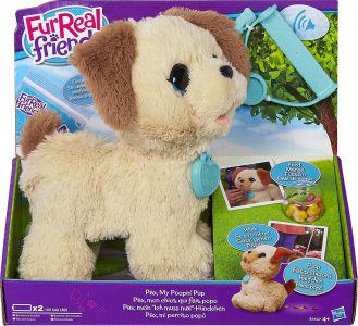 Hasbro Furreal Pax Poopin' Pup C2178