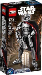 Lego Star Wars – Captain Phasma 75118