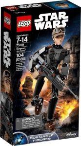 Lego Star Wars – Sergeant Jyn Erso 75119