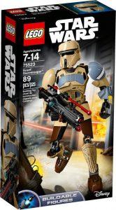 Lego Star Wars – Scarif Stormtrooper 75523