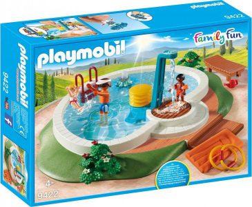 Playmobil Family Fun – Πισίνα Με Ντουζ 9422