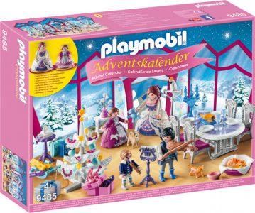 Playmobil Χριστουγεννιάτικο Ημερολόγιο – Χριστουγεννιάτικη Δεξίωση 9485