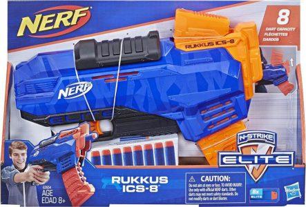 Hasbro NERF ELITE RUKKUS ICS-8 (E2654)