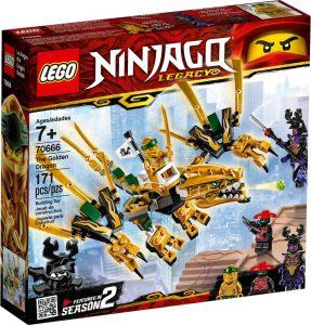 LEGO Ninjago The Golden Dragon (70666)