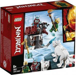 LEGO Ninjago Lloyd's Journey (70671)