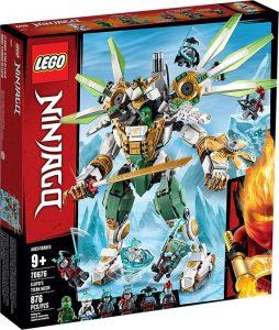 Lego Ninjago – Lloyd's Titan Mech 70676