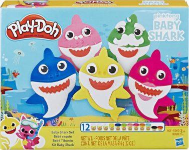 Playdoh Baby Shark Set (E8141)